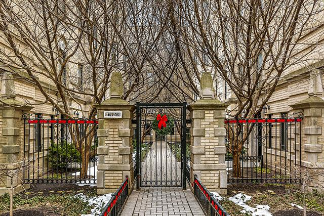 2728 N Pine Grove Avenue 1W, Chicago, IL 60614 (MLS #09865004) :: Littlefield Group