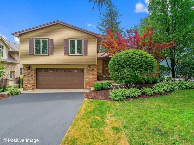 35 Woodstock Avenue, Clarendon Hills, IL 60514 (MLS #09865023) :: Lewke Partners
