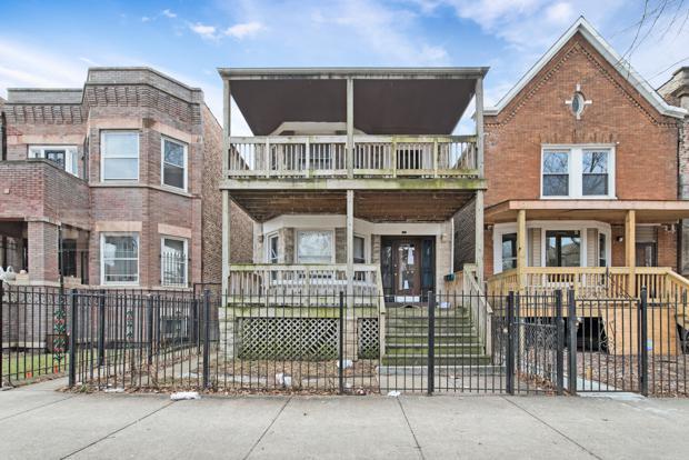 4931 W Washington Boulevard, Chicago, IL 60644 (MLS #09865078) :: Lewke Partners