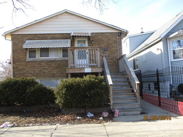 2136 N Mcvicker Avenue, Chicago, IL 60639 (MLS #09865091) :: The Dena Furlow Team - Keller Williams Realty