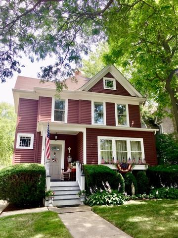 717 S Grant Street, Hinsdale, IL 60521 (MLS #09865162) :: The Wexler Group at Keller Williams Preferred Realty