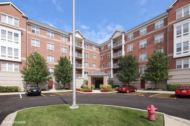 153 Pointe Drive #205, Northbrook, IL 60062 (MLS #09865166) :: The Dena Furlow Team - Keller Williams Realty