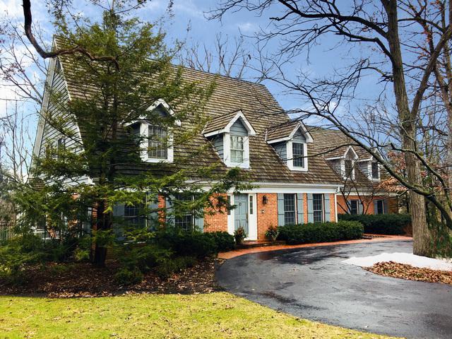 1470 S Ridge Road, Lake Forest, IL 60045 (MLS #09865182) :: The Dena Furlow Team - Keller Williams Realty