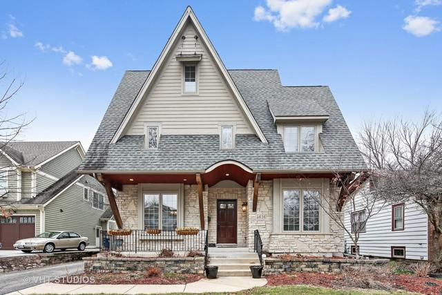 4616 Saratoga Avenue, Downers Grove, IL 60515 (MLS #09865192) :: Lewke Partners