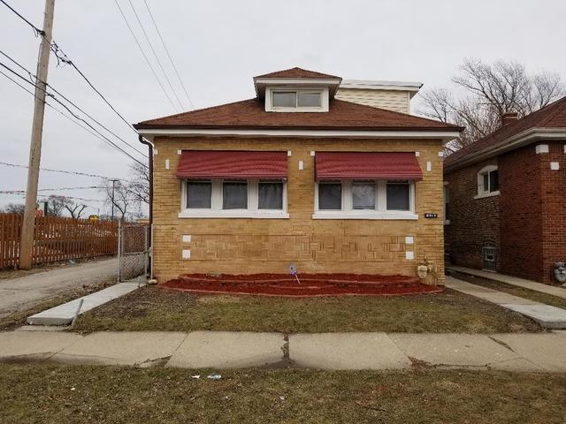 8717 S Laflin Street, Chicago, IL 60620 (MLS #09865216) :: Lewke Partners