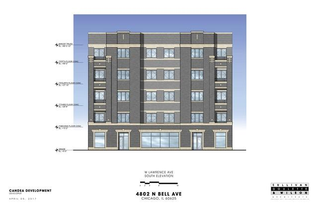 4802 N Bell Avenue N #402, Chicago, IL 60625 (MLS #09865230) :: Lewke Partners