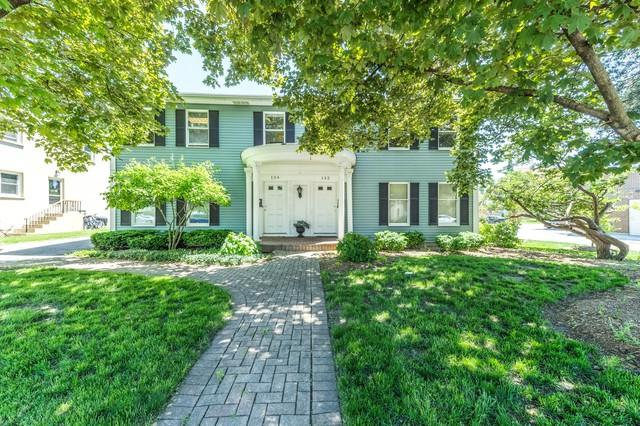 132 Washington Street, Naperville, IL 60540 (MLS #09865249) :: The Wexler Group at Keller Williams Preferred Realty