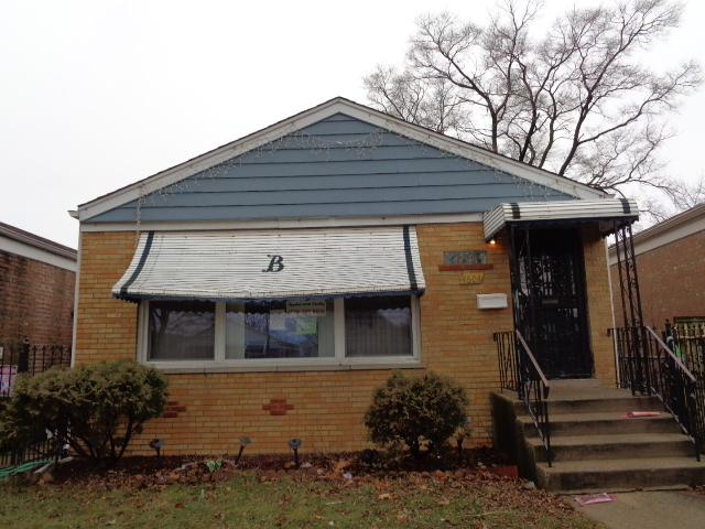 4604 S La Crosse Avenue, Chicago, IL 60632 (MLS #09865259) :: The Dena Furlow Team - Keller Williams Realty