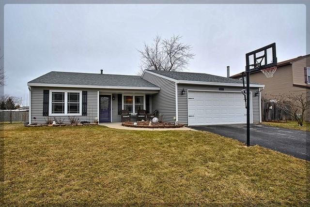 7528 W Hawthorne Lane, Frankfort, IL 60423 (MLS #09865289) :: The Wexler Group at Keller Williams Preferred Realty