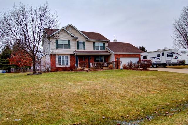 24842 S Walnut Street, Elwood, IL 60421 (MLS #09865321) :: The Dena Furlow Team - Keller Williams Realty