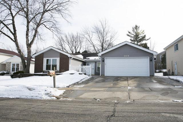 369 Boulder Drive, Glendale Heights, IL 60139 (MLS #09865354) :: The Dena Furlow Team - Keller Williams Realty