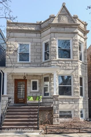 2041 N Sawyer Avenue, Chicago, IL 60647 (MLS #09865356) :: The Perotti Group