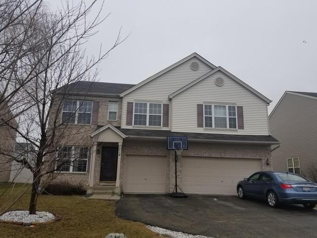 1714 Great Ridge Drive, Plainfield, IL 60586 (MLS #09865463) :: The Dena Furlow Team - Keller Williams Realty