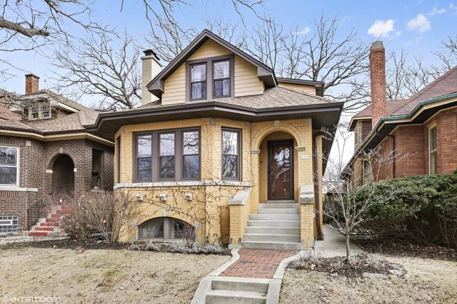 5709 N Virginia Avenue, Chicago, IL 60659 (MLS #09865511) :: The Dena Furlow Team - Keller Williams Realty