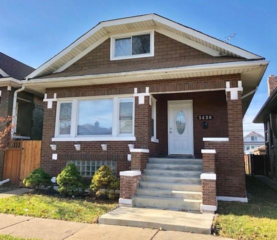1426 Highland Avenue, Berwyn, IL 60402 (MLS #09865595) :: The Dena Furlow Team - Keller Williams Realty