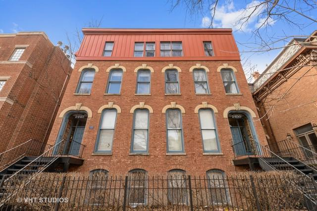 2450 N Seminary Avenue 3A, Chicago, IL 60614 (MLS #09865715) :: Littlefield Group