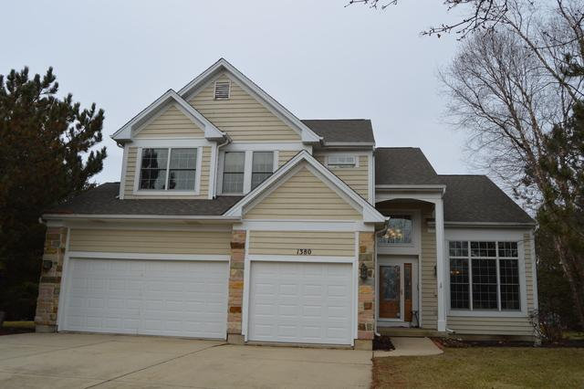 1380 Darlington Court, Algonquin, IL 60102 (MLS #09865764) :: Ani Real Estate