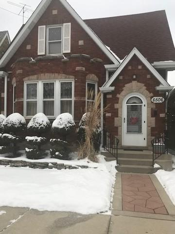 6506 W Palatine Avenue, Chicago, IL 60631 (MLS #09865765) :: Ani Real Estate