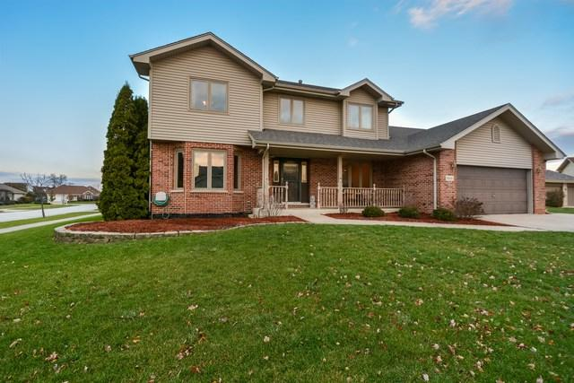 8436 Brookpoint Court, Tinley Park, IL 60487 (MLS #09865820) :: The Dena Furlow Team - Keller Williams Realty