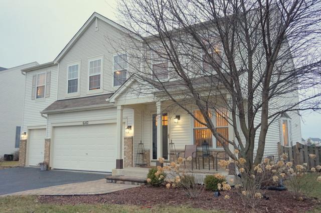 6142 Autumn Ridge Drive, Plainfield, IL 60586 (MLS #09865855) :: Littlefield Group