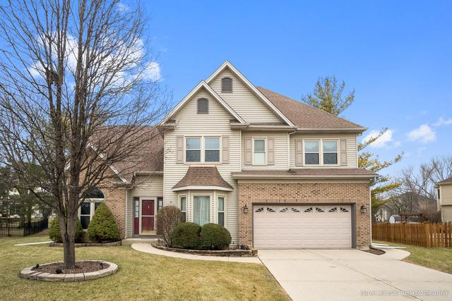 1203 Cantigny Court, North Aurora, IL 60542 (MLS #09866084) :: The Jacobs Group