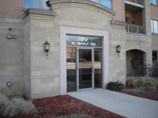 77 N Wolf Road #206, Northlake, IL 60164 (MLS #09866246) :: The Jacobs Group