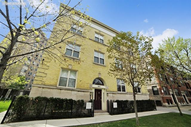 921 E 40TH Street 2E, Chicago, IL 60653 (MLS #09866740) :: The Jacobs Group
