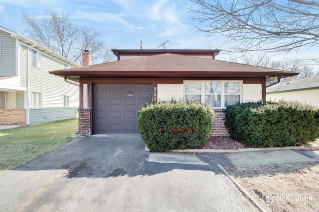210 Far Hills Drive, Bolingbrook, IL 60440 (MLS #09867131) :: The Jacobs Group