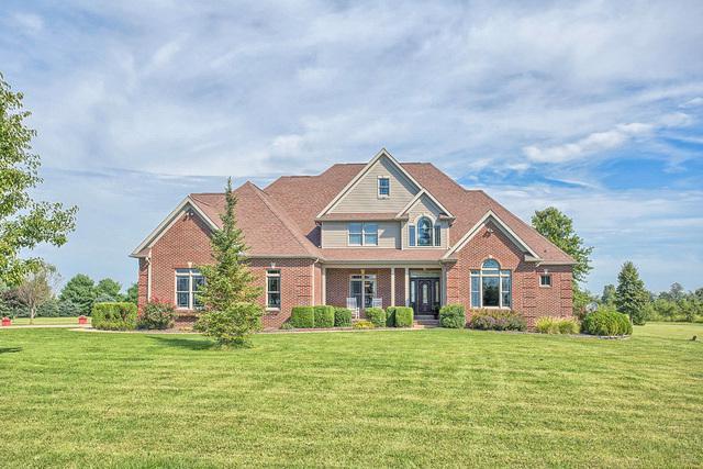 1206E Co Road 800 N, Tuscola, IL 61953 (MLS #09867192) :: Ryan Dallas Real Estate