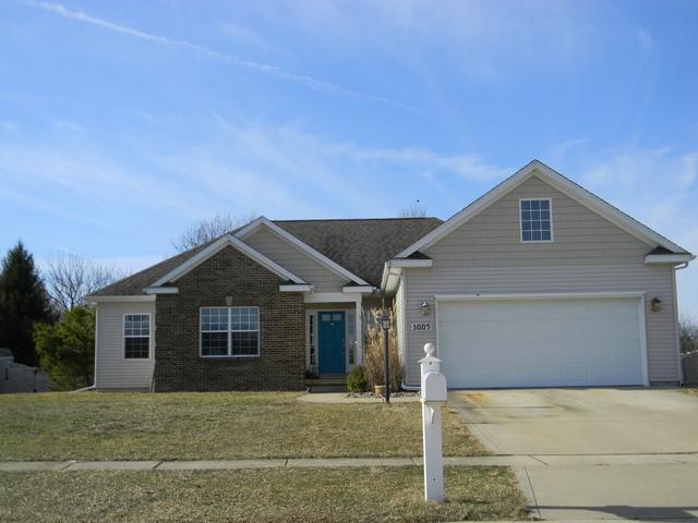 3009 Appletree Drive, MONTICELLO, IL 61856 (MLS #09867760) :: Ryan Dallas Real Estate