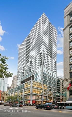 8 E Randolph Street #1001, Chicago, IL 60601 (MLS #09868214) :: Berkshire Hathaway Koenig Rubloff - Carroll Real Estate Group