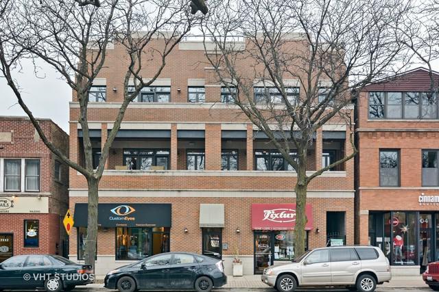 2110 W Roscoe Street #2, Chicago, IL 60618 (MLS #09868604) :: Touchstone Group