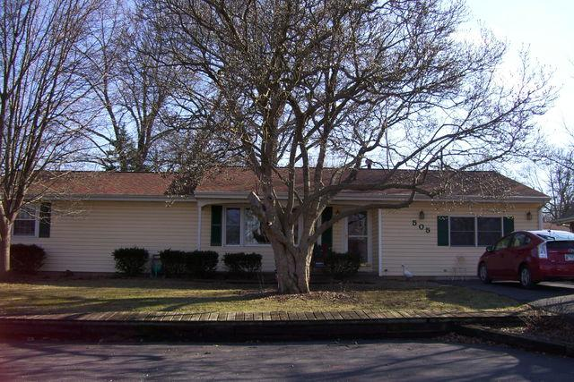 505 Maple Lane N, MONTICELLO, IL 61856 (MLS #09868951) :: Ryan Dallas Real Estate