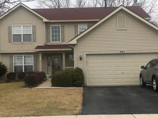 681 W Briarcliff Road, Bolingbrook, IL 60440 (MLS #09869343) :: Baz Realty Network | Keller Williams Preferred Realty