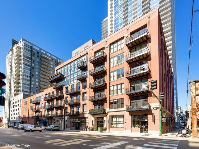 300 W Grand Avenue #305, Chicago, IL 60654 (MLS #09869520) :: Touchstone Group