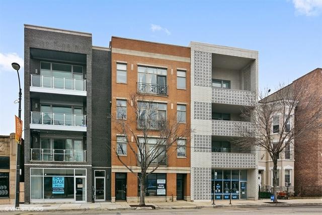 2052 W Chicago Avenue #3, Chicago, IL 60622 (MLS #09869670) :: The Perotti Group