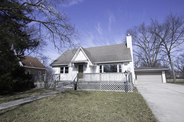 111 W Mississippi Avenue, Elwood, IL 60421 (MLS #09869747) :: Domain Realty