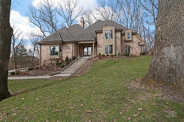 12952 W Red Oak Court, Homer Glen, IL 60491 (MLS #09869776) :: Lewke Partners