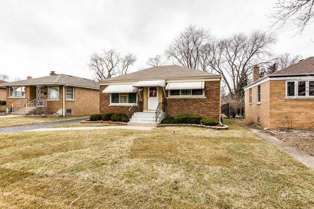 260 N Irving Avenue, Hillside, IL 60162 (MLS #09871167) :: The Jacobs Group