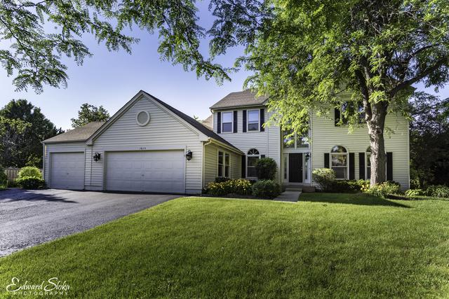 1615 Lilac Drive, Crystal Lake, IL 60014 (MLS #09871204) :: The Jacobs Group