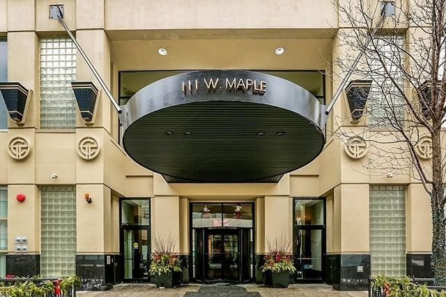 111 W Maple Street #3403, Chicago, IL 60610 (MLS #09872126) :: Touchstone Group