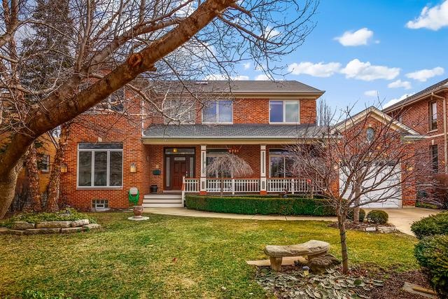 6731 N Trumbull Avenue, Lincolnwood, IL 60712 (MLS #09872226) :: The Jacobs Group
