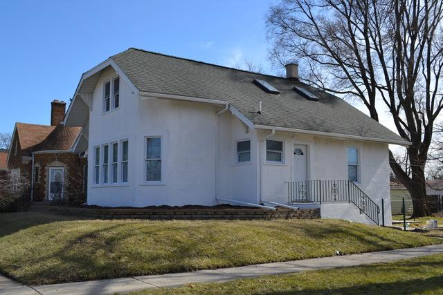2307 121st Street, Blue Island, IL 60406 (MLS #09872231) :: The Jacobs Group