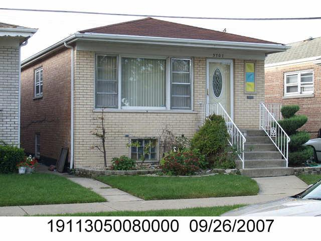 3707 W 51st Street, Chicago, IL 60632 (MLS #09872776) :: The Jacobs Group