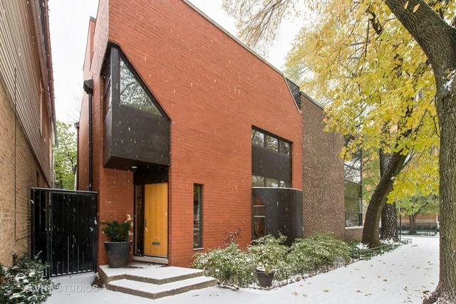 423 W Eugenie Street, Chicago, IL 60614 (MLS #09872834) :: The Perotti Group