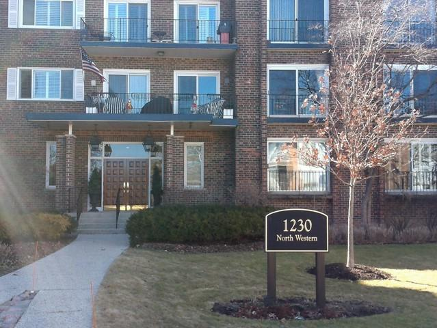 1230 N Western Avenue #108, Lake Forest, IL 60045 (MLS #09873004) :: Domain Realty
