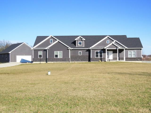 3310 Cr 700 E, Fisher, IL 61843 (MLS #09873073) :: Littlefield Group