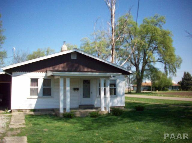 401 Robert Street, Henry, IL 61537 (MLS #09873207) :: The Jacobs Group
