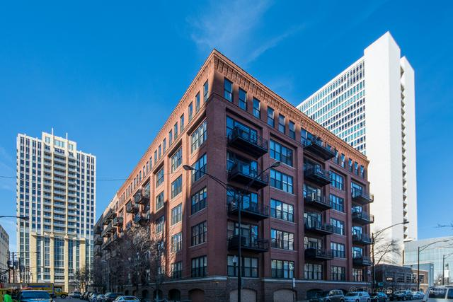 520 W Huron Street #209, Chicago, IL 60654 (MLS #09873677) :: The Jacobs Group