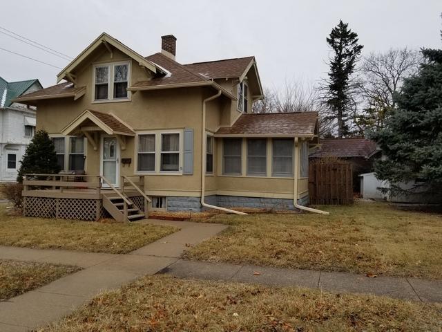 107 Washington Street, Prophetstown, IL 61277 (MLS #09873860) :: Domain Realty